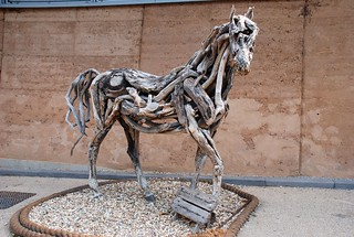 Horse sculpture | by Miek37
