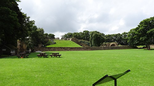 Pontefract Castle | by Kevin Leah