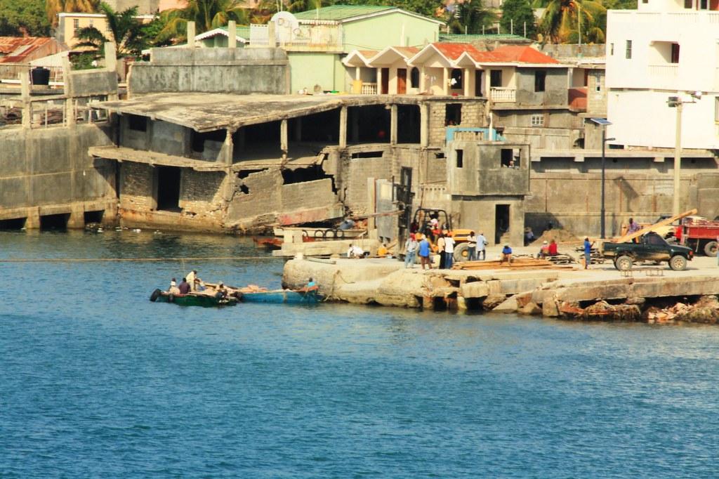 Risques De D 233 Sastres 224 Port De Paix Pnud Haiti Flickr