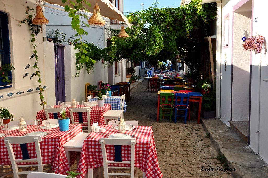 New Nikon Camera >> Bozcaada Sokakları (Streets of Tenedos) | bozcaada türkiye s… | Flickr