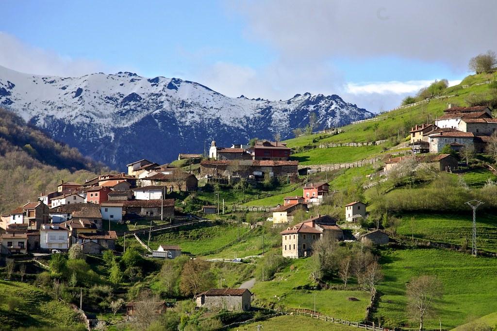 Paisaje rural de asturias la variada despensa que - Fotorural asturias ...