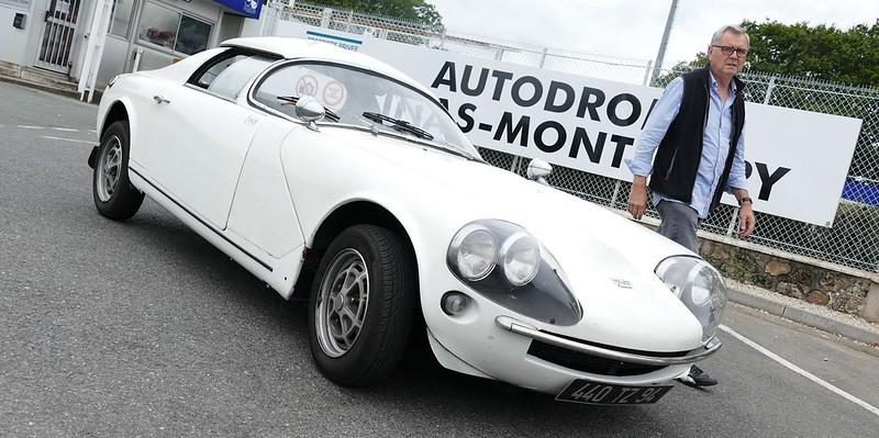 SOVAM Renault 1100S 1967 28838651134_158ec50cc3_c