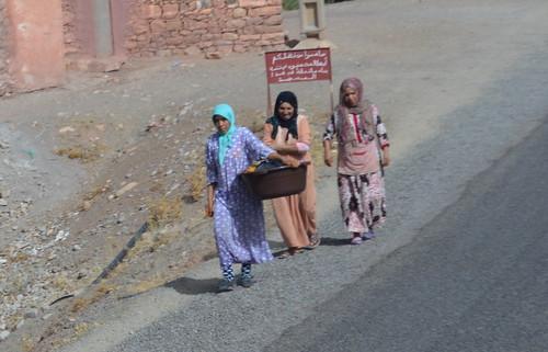 Marocco - Attraverso il Medio Atlante