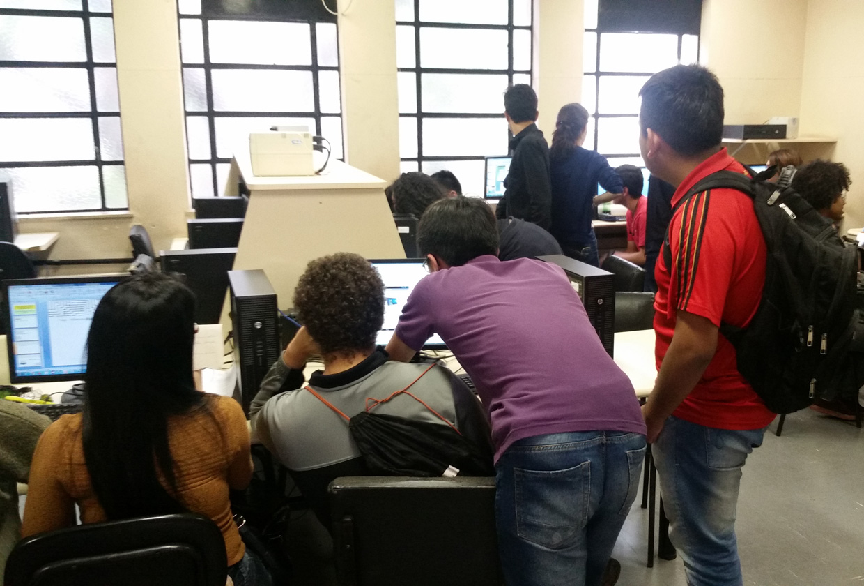 Startup in School na Etec São Paulo
