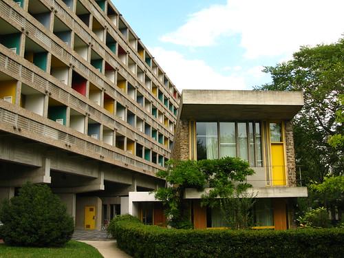 Maison du br sil designed by le corbusier and lucio costa flickr - Maison du bresil paris ...