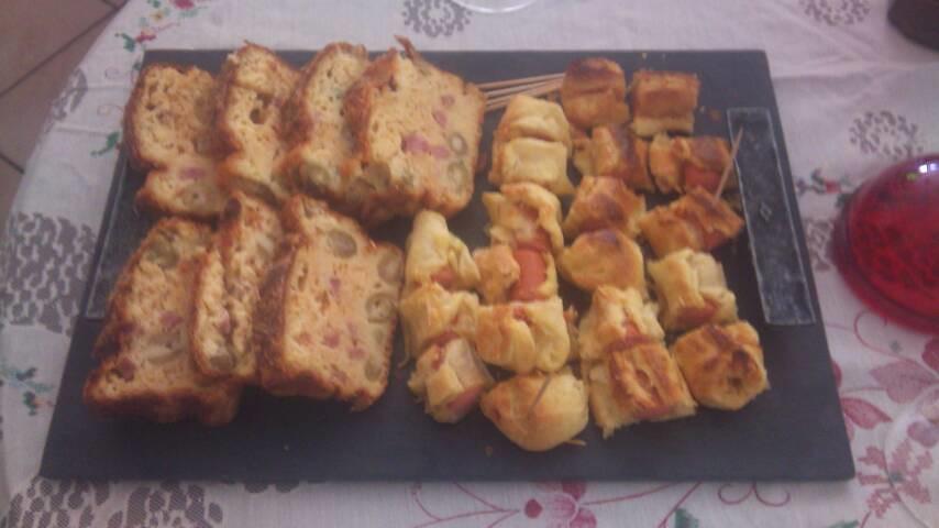 Image Cake Aux Lardon Et Gruy Ef Bf Bdre