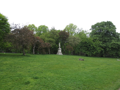 Alexander Hamilton statue in the park | by scriptingnews