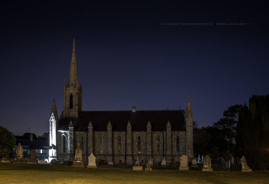 Blue Church Kilternan Kilternan Parish Church co