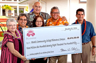Palamanui check presentation | by UH System