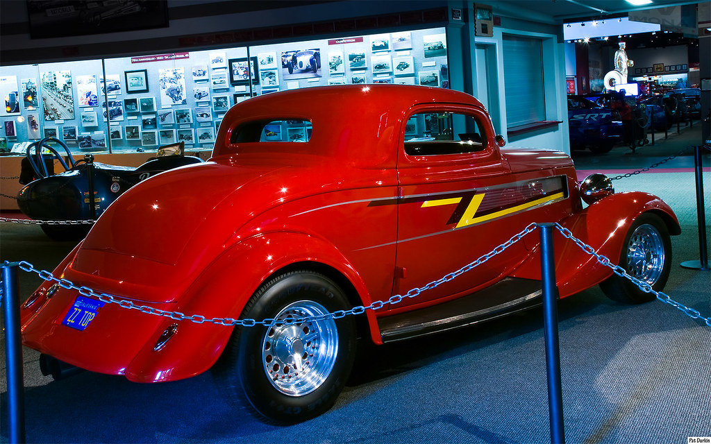 Car Museum Los Angeles >> 1933 Ford 3-Window Coupe - ZZ Top - rvr | NHRA Museum - Los … | Flickr