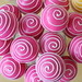 Pink Swirly Cake Pops