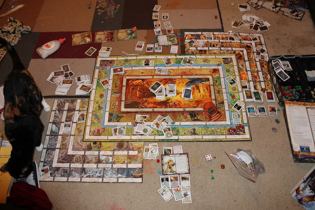 talisman with all expansions 4th edition abbamouse