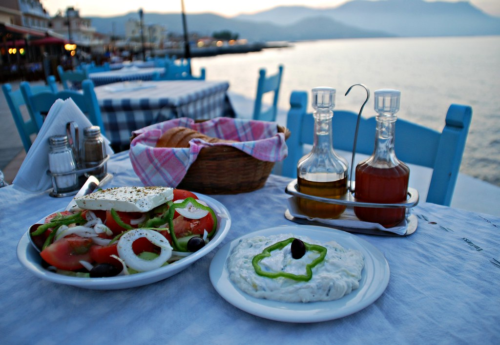 Traditional Greek Food Traditional Greek Food