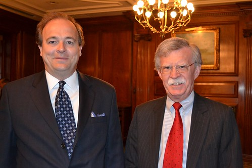 CPET and AFF present Ambassador John Bolton at Duquesne Club | by saintvincentcollege