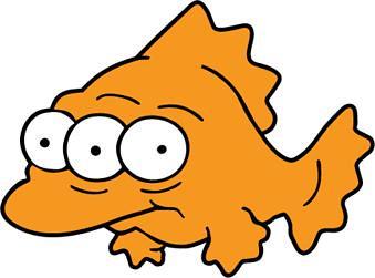 Fish 3 eyed simpson fish gowanus summary version www for One eyed fish