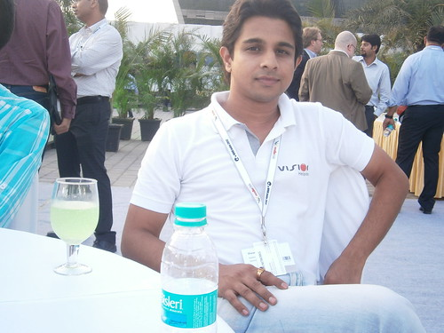 Vision Helpdesk at World Hosting Day India 2012 | by Vision Helpdesk