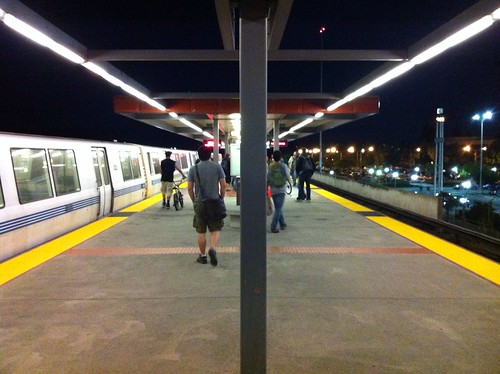 Fremont BART station | by Greg Has Pants