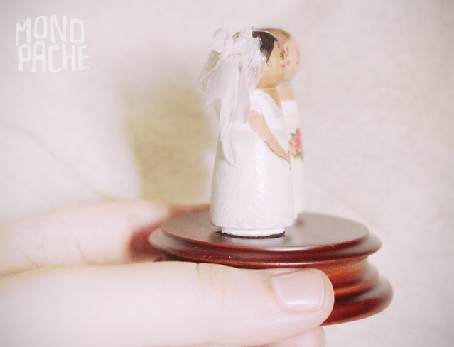 Wooden Cake Toppers Sydney