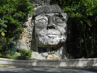 Taino's Indian rock sculpture. | by fiedler9
