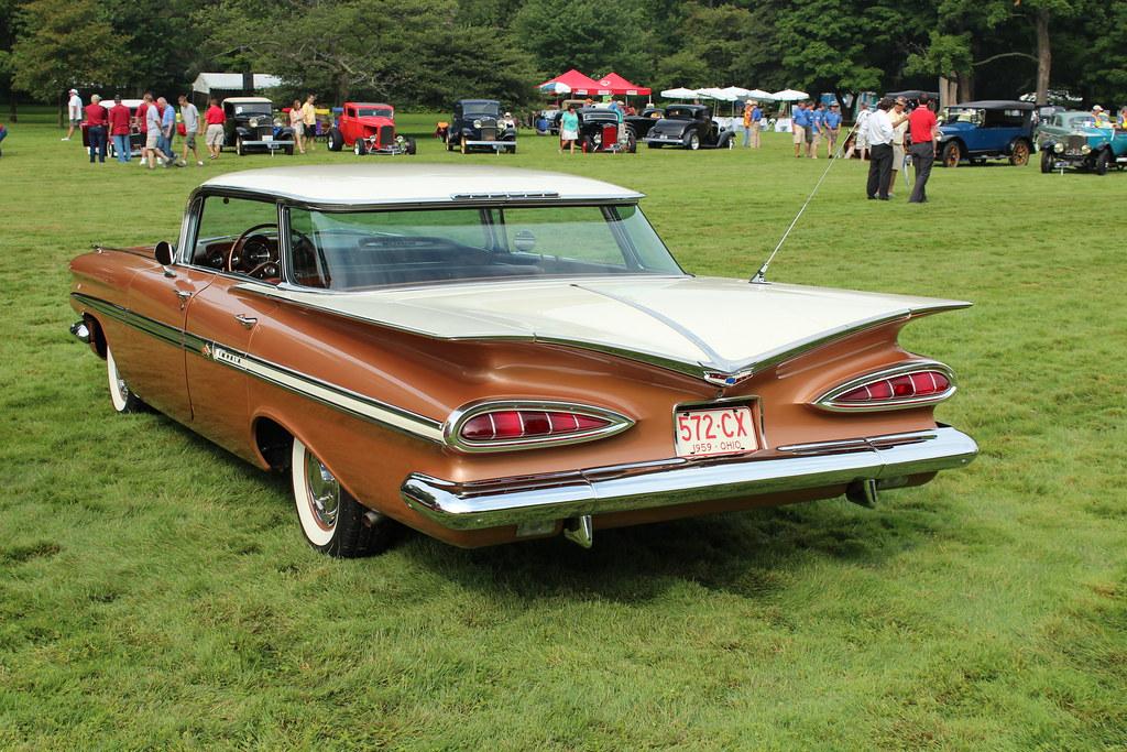 4 Door Car >> 1959 Chevrolet Impala 4 door hardtop | Richard Spiegelman ...