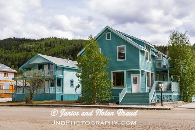 Dawson City Yukon Territory Jnb062507 Flickr Photo