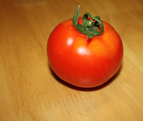 First Tomato of the Season | by Smooth Sailing Nancy