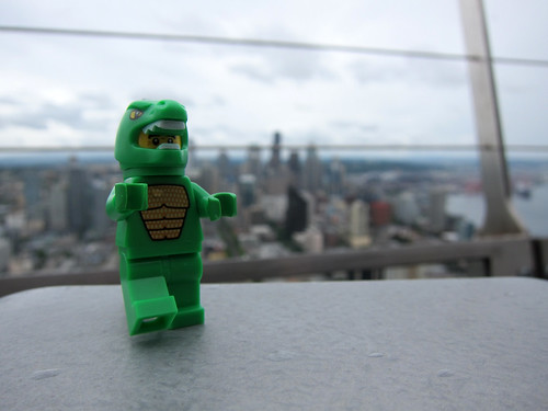 LEGO Collectible Minifigures Series 5 - Lizard Man | by wiredforlego