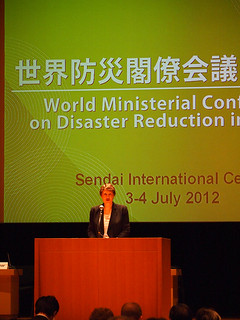 World Ministerial Conference on Disaster Reduction in Tohoku (3 and 4 July 2012, Japan) | by United Nations Development Programme