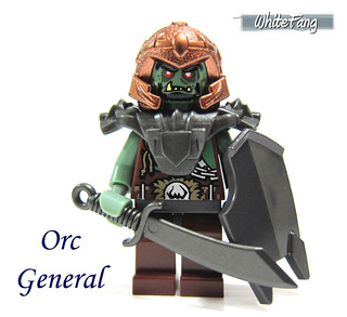 Meet the tactical Orc General | by WhiteFang (Eurobricks)