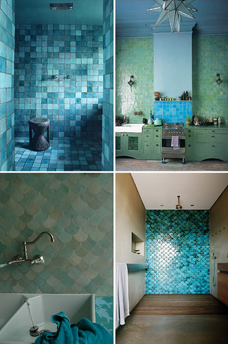 mediterrenean tiles | by the style files