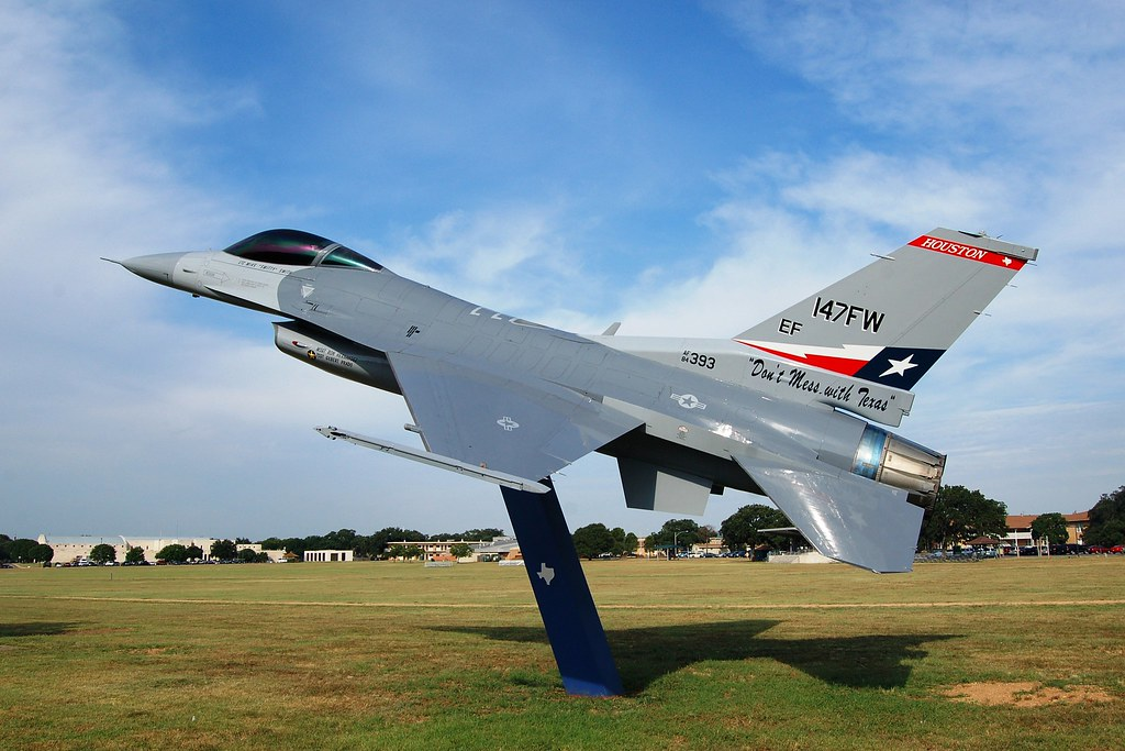 Texas Air Force Air Force 84-1393 Texas