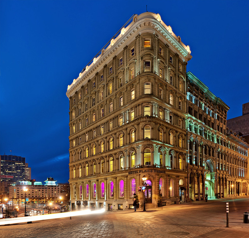 Le Place D Armes Hotel And Suites Montreal