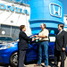 Honda Delivers First Fit EV to California Couple