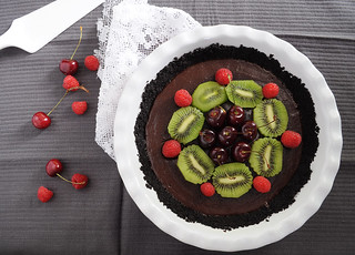 Chocolate Truffle Tart | by Sugar for the Brain