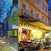 Cafe Terrace at night, Van Gogh - Arles, France