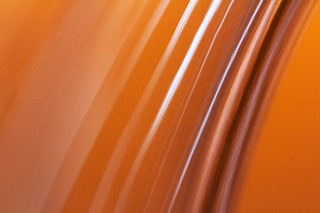 orangy abstract | by Sabinche