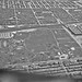 Aerial view of Jarry Park, 1962