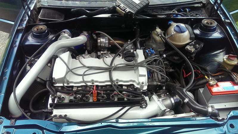 VWVortex com - Vr6 turbo smoking