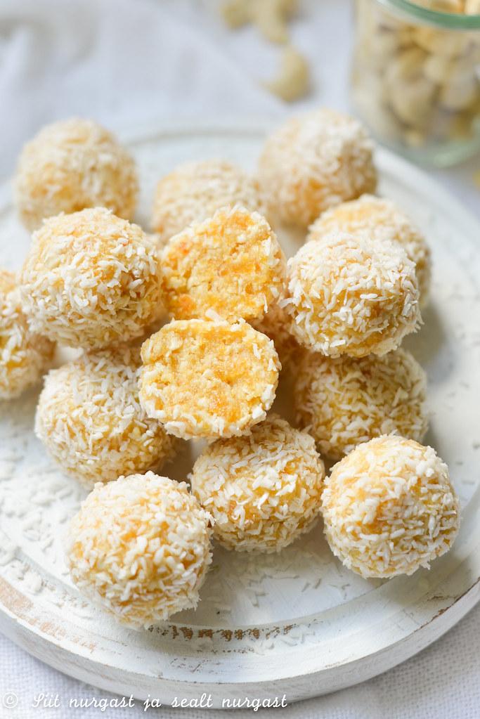 pähkli-aprikoosi kommid