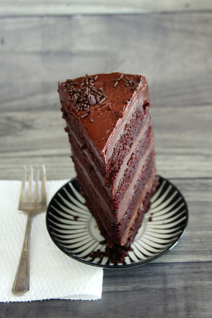 Jezebel Chocolate Cake