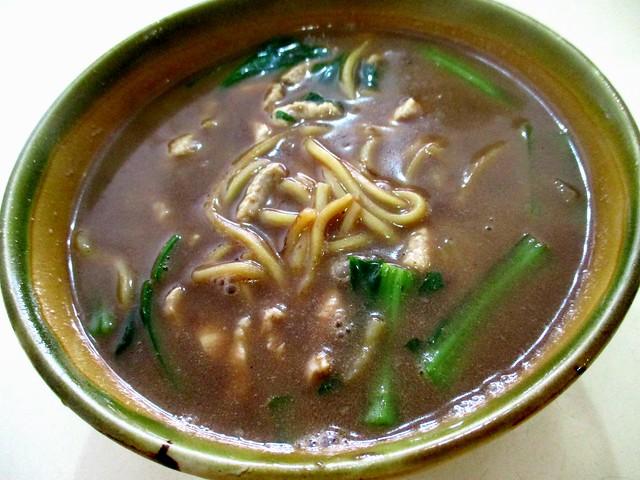 Y2K Foochow noodles, soup