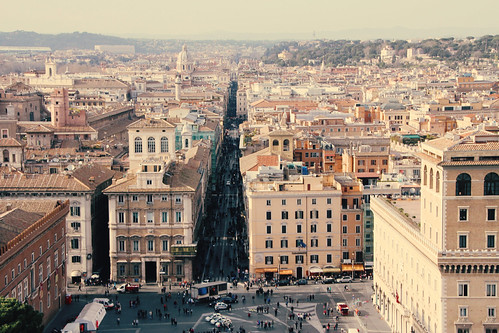 i love rome in the spring when it sparkles
