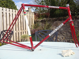 Dave Yates Frame | by gmac123