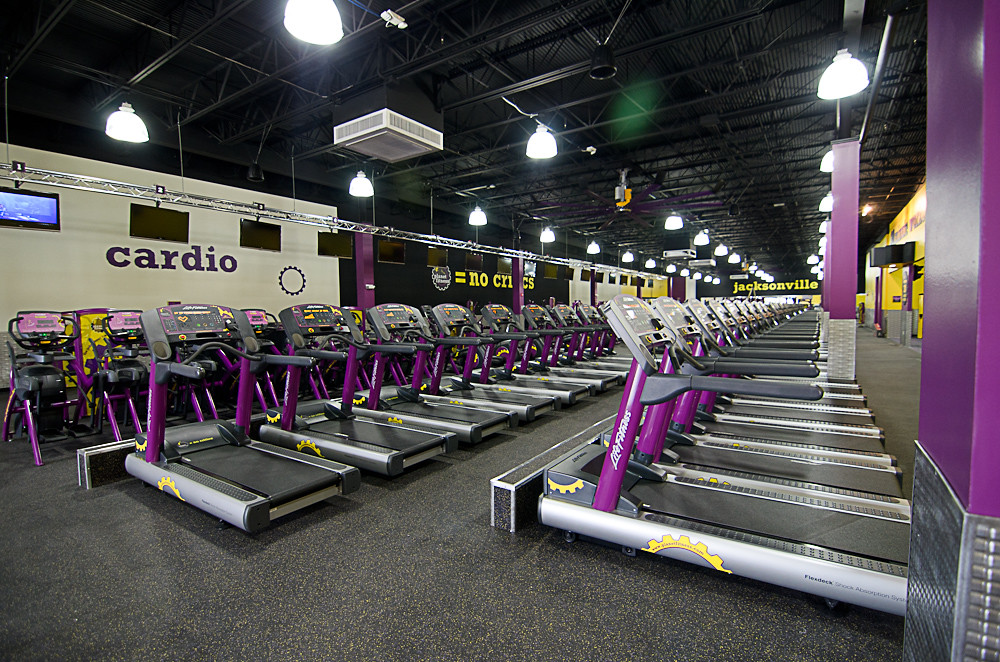 Planet Fitness ı Sports Facility Planet Fitness ı Sports