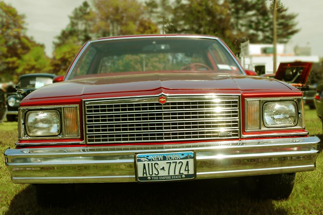 Rhinebeck Auto Show_70's CHEVY