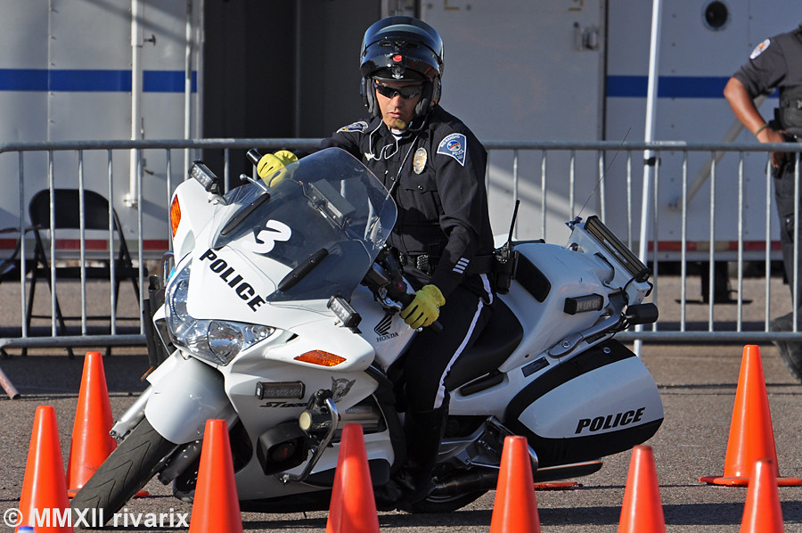 014 Southwest Rodeo Rio Rancho Police Tackling The