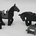 New Horses - Black Variety