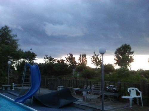 Buhl hilltop @7:30PM 061112 looking So and SW | by abc3340weather