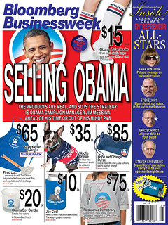 Selling Obama | by bizweekdesign