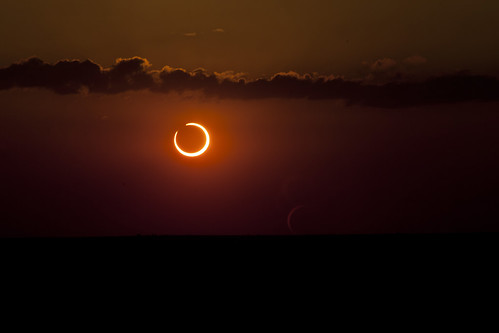 2012 Solar Eclipse | by VisualUniverse